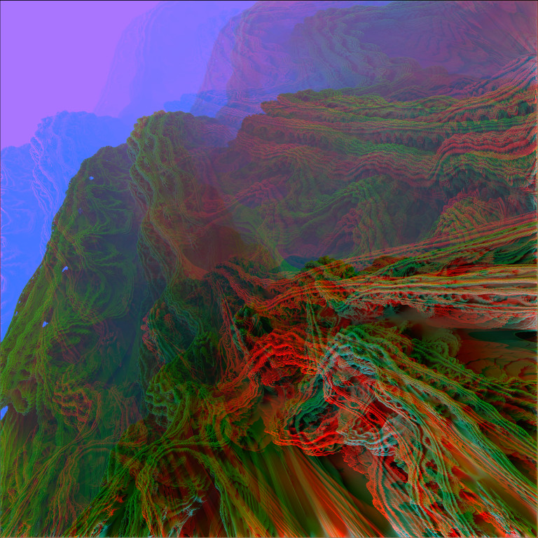 Skytopia : Stereoscopic and red+green 3D pictures