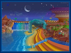 Skytopia Picture Gallery Dreamscape Art Competition